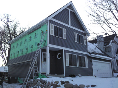 Maple Grove Siding Contractor