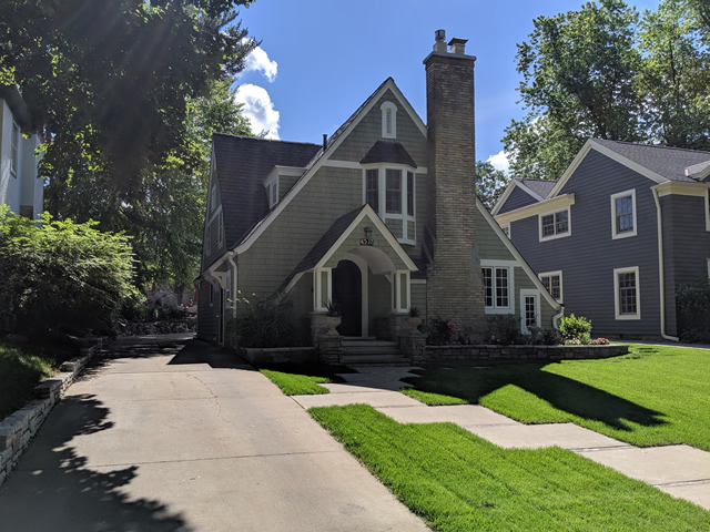 Exterior House Painting Edina
