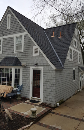 GAF Roof Replacement in Edina