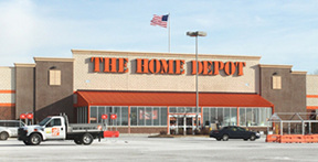 We provide The Home Depot with roofing services to homeowners in Minneapolis and St. Paul, Minnesota