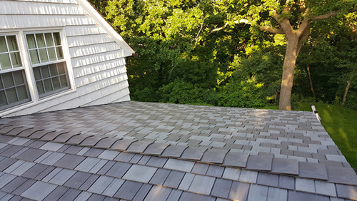 Architectural Shingles installed by Integrity Home Improvements
