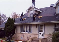 Roofing in Minneapolis